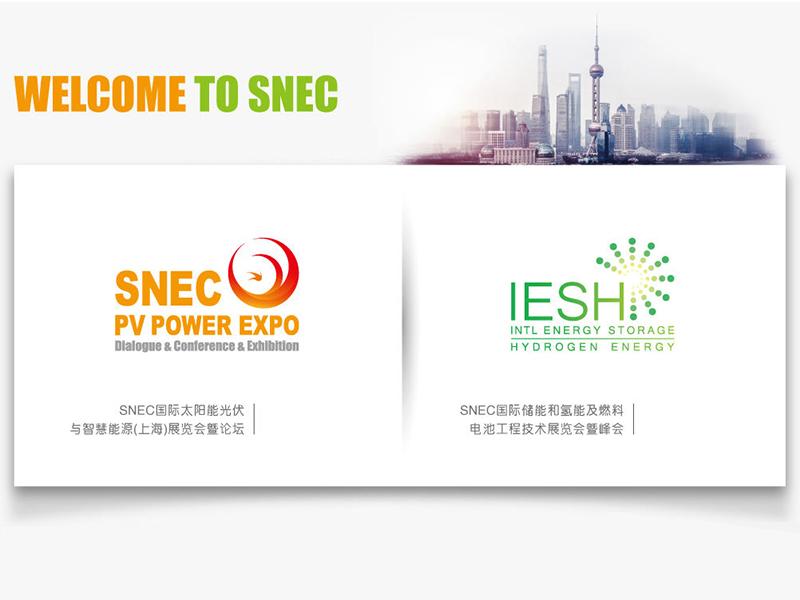 Yahgee at SNEC 2018 Shanghai