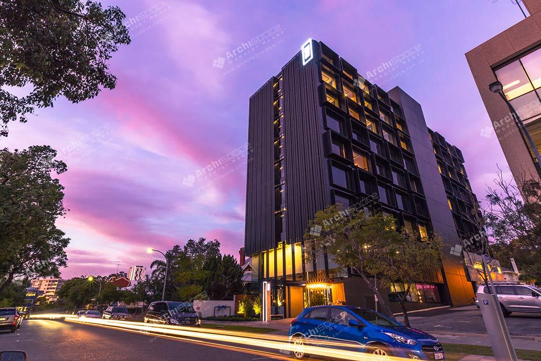 Modular Hotel – TRIBE Australia
