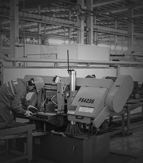 Steel Pipe Cutting Machine