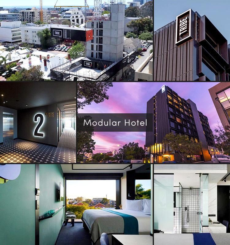 Modular Hotel
