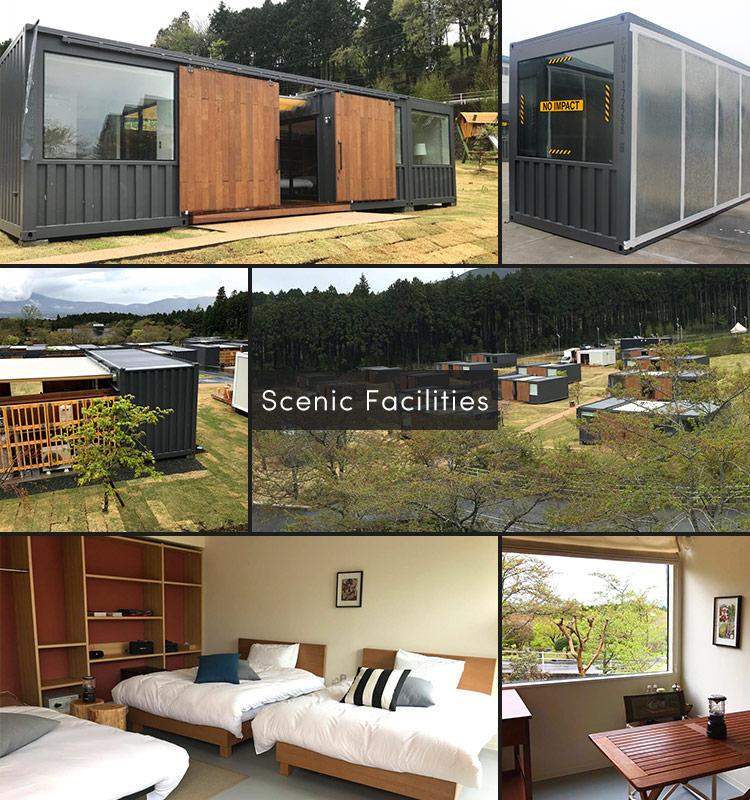 Tourist Lodges